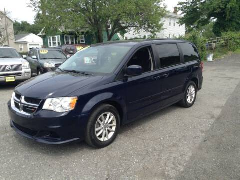 2013 Dodge Grand Caravan for sale at Worldwide Auto Sales in Fall River MA