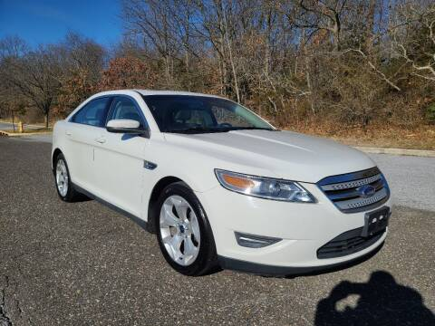2011 Ford Taurus for sale at Premium Auto Outlet Inc in Sewell NJ