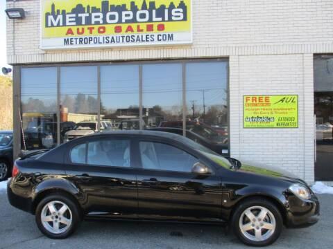 2008 Chevrolet Cobalt for sale at Metropolis Auto Sales in Pelham NH