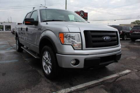 2010 Ford F-150 for sale at B & B Car Co Inc. in Clinton Township MI