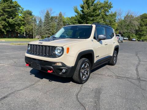 2017 Jeep Renegade for sale at Northstar Auto Sales LLC in Ham Lake MN