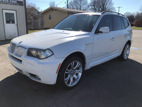 2008 BMW X3 for sale at Elders Auto Sales in Pine Bluff AR