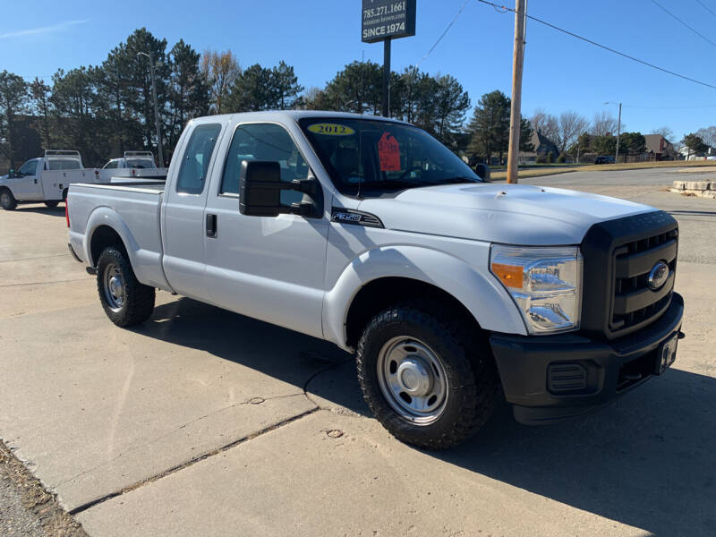 2012 Ford F-350 Super Duty for sale at Foust Fleet Leasing in Topeka KS