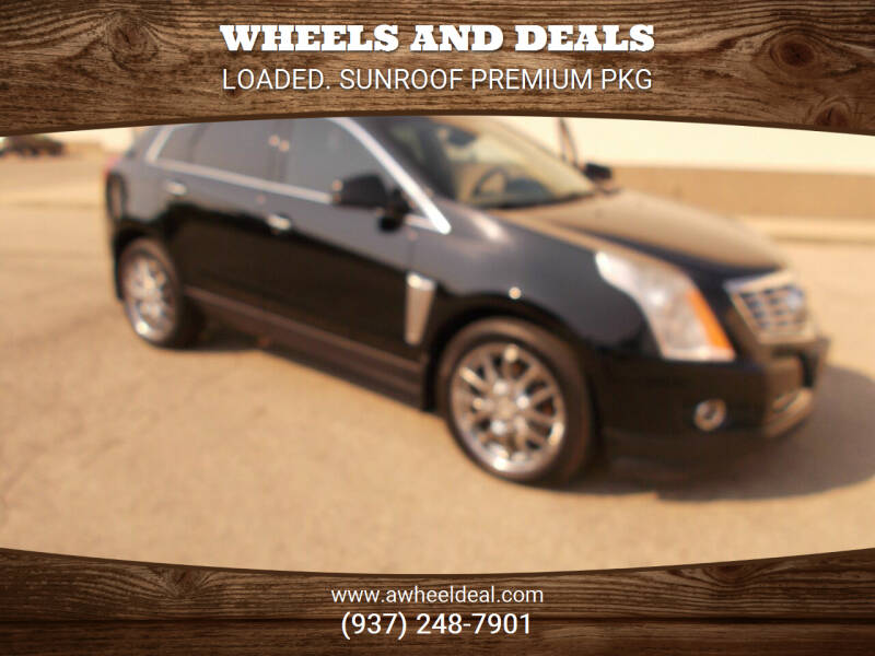 2014 Cadillac SRX for sale at Wheels and Deals in New Lebanon OH