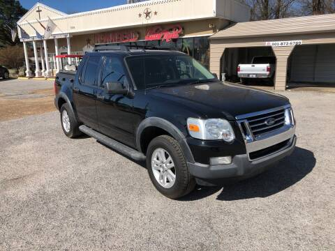 2010 Ford Explorer Sport Trac for sale at Townsend Auto Mart in Millington TN