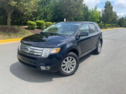 2010 Ford Edge for sale at Aren Auto Group in Sterling VA
