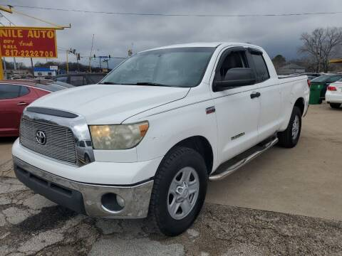 2008 Toyota Tundra for sale at Nile Auto in Fort Worth TX