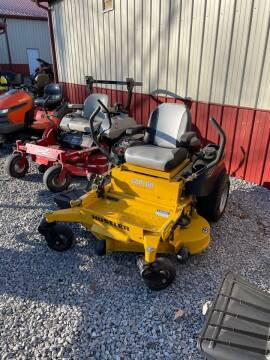 """Hustler RaptorFlip-Up48""""W/281Hrs for sale at Ben's Lawn Service and Trailer Sales in Benton IL"""