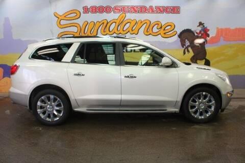 2012 Buick Enclave for sale at Sundance Chevrolet in Grand Ledge MI