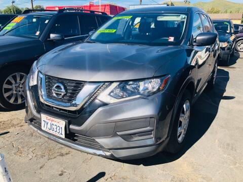 2017 Nissan Rogue for sale at Auto Max of Ventura in Ventura CA