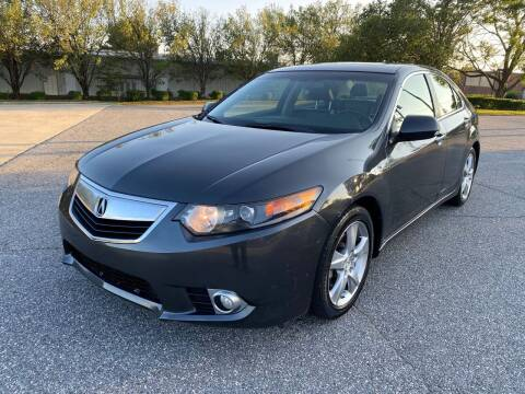 2013 Acura TSX for sale at Triple A's Motors in Greensboro NC