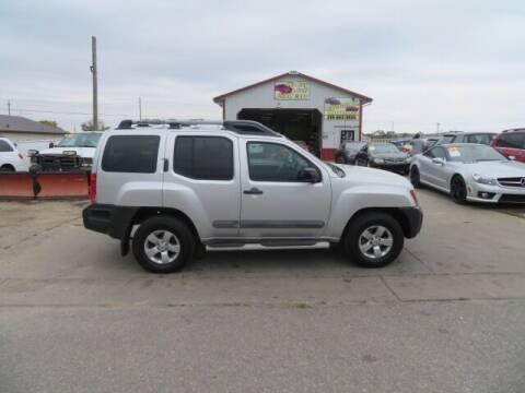 2011 Nissan Xterra for sale at Jefferson St Motors in Waterloo IA