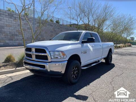 2016 RAM Ram Pickup 2500 for sale at AUTO HOUSE TEMPE in Tempe AZ
