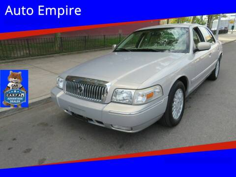 2008 Mercury Grand Marquis for sale at Auto Empire in Brooklyn NY