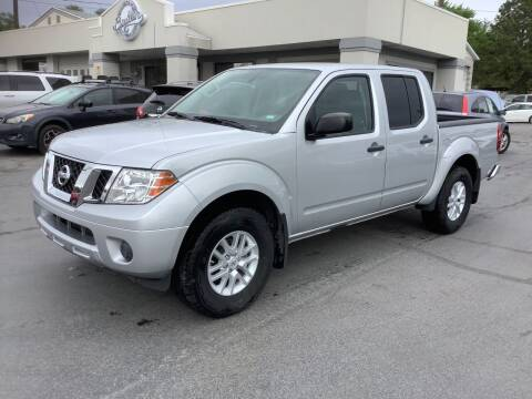2019 Nissan Frontier for sale at Beutler Auto Sales in Clearfield UT