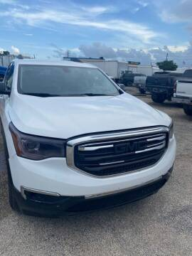 2019 GMC Acadia for sale at BSA Used Cars in Pasadena TX