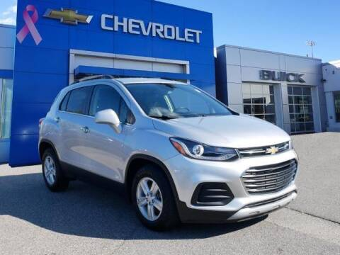 2017 Chevrolet Trax for sale at Bellavia Motors Chevrolet Buick in East Rutherford NJ