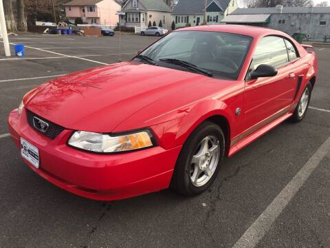 2004 Ford Mustang for sale at EZ Auto Sales , Inc in Edison NJ