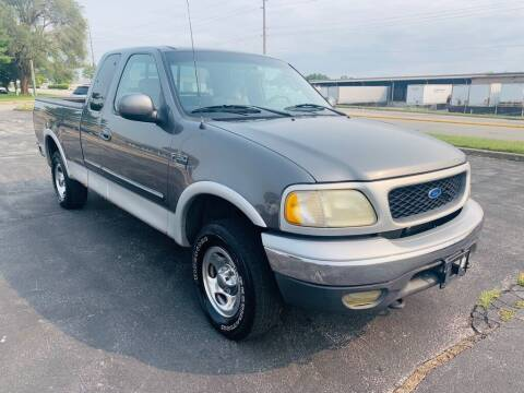 2002 Ford F-150 for sale at Central Iowa Auto Sales in Des Moines IA