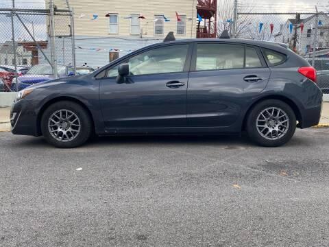 2016 Subaru Impreza for sale at G1 Auto Sales in Paterson NJ
