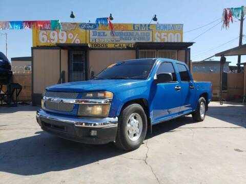 2007 Chevrolet Colorado for sale at DEL CORONADO MOTORS in Phoenix AZ