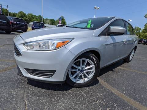 2018 Ford Focus for sale at West Point Auto Sales in Mattawan MI