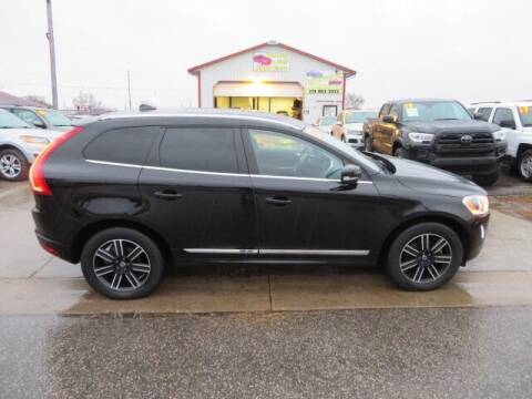 2017 Volvo XC60 for sale at Jefferson St Motors in Waterloo IA