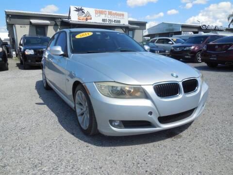 2011 BMW 3 Series for sale at DMC Motors of Florida in Orlando FL