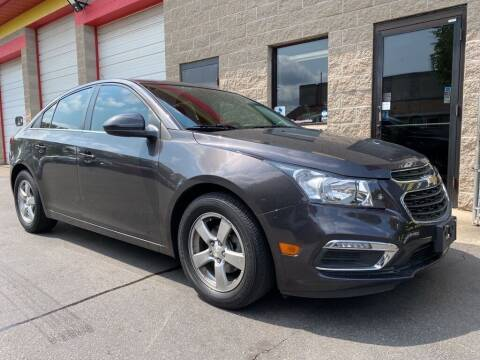2015 Chevrolet Cruze for sale at MIDWEST CAR SEARCH in Fridley MN