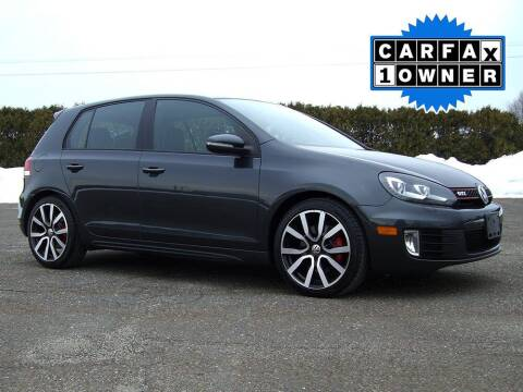 2013 Volkswagen GTI for sale at Atlantic Car Company in East Windsor CT