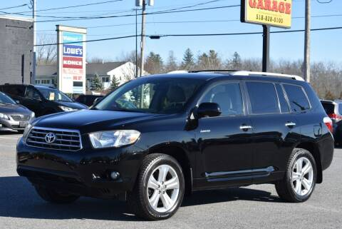 2009 Toyota Highlander for sale at Broadway Garage of Columbia County Inc. in Hudson NY