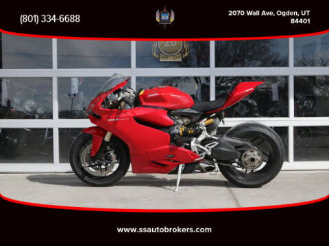 2014 Ducati 1199 Panigale S for sale at S S Auto Brokers in Ogden UT