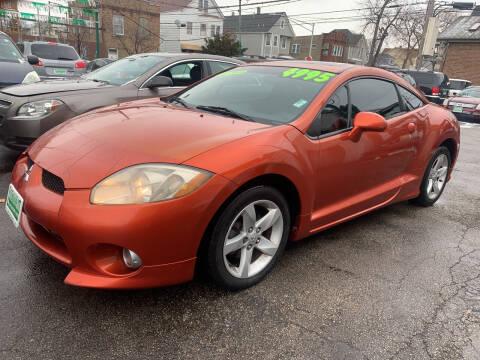 2007 Mitsubishi Eclipse for sale at Barnes Auto Group in Chicago IL
