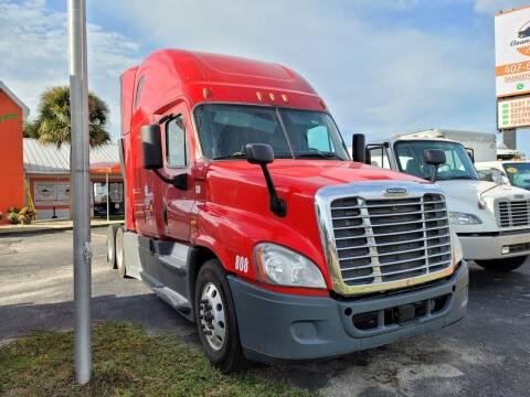 2016 Freightliner Cascadia for sale at Orange Truck Sales in Orlando FL