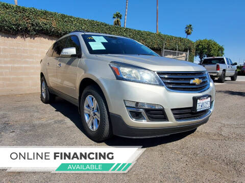 2014 Chevrolet Traverse for sale at My Next Auto in Anaheim CA
