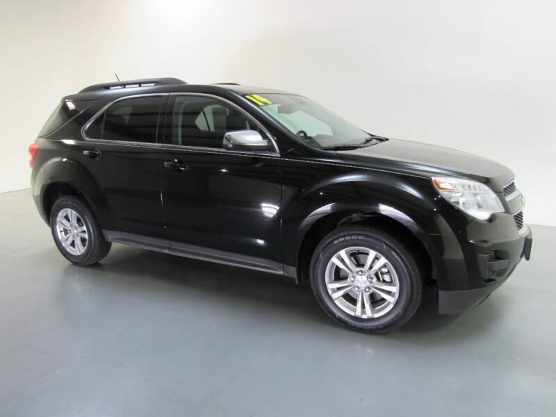 2014 Chevrolet Equinox for sale at Salinausedcars.com in Salina KS