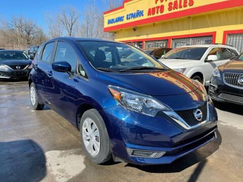 2018 Nissan Versa Note for sale at Popas Auto Sales in Detroit MI