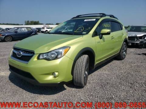 2015 Subaru XV Crosstrek for sale at East Coast Auto Source Inc. in Bedford VA