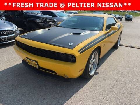 2012 Dodge Challenger for sale at TEX TYLER Autos Cars Trucks SUV Sales in Tyler TX