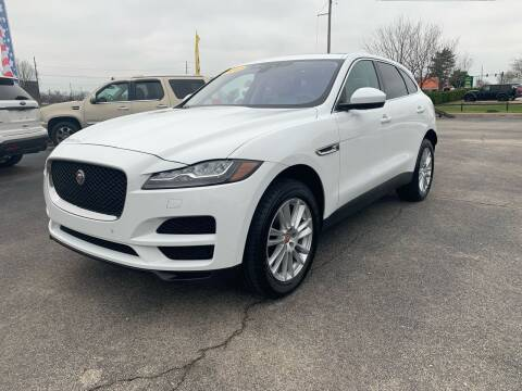 2017 Jaguar F-PACE for sale at Bagwell Motors in Lowell AR