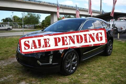 2019 Cadillac XT5 for sale at STS Automotive - Miami, FL in Miami FL