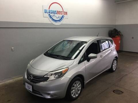 2015 Nissan Versa Note for sale at WCG Enterprises in Holliston MA