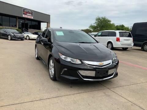 2018 Chevrolet Volt for sale at KIAN MOTORS INC in Plano TX