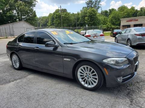 2011 BMW 5 Series for sale at Import Plus Auto Sales in Norcross GA