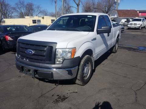 2010 Ford F-150 for sale at Nonstop Motors in Indianapolis IN