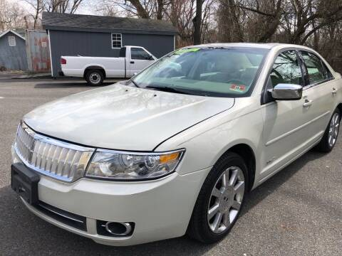 2007 Lincoln MKZ for sale at Perfect Choice Auto in Trenton NJ