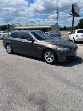 2012 BMW 5 Series for sale at Lucky Motors in Panama City FL