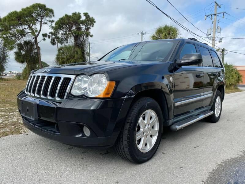2009 Jeep Grand Cherokee for sale at American Classics Autotrader LLC in Pompano Beach FL