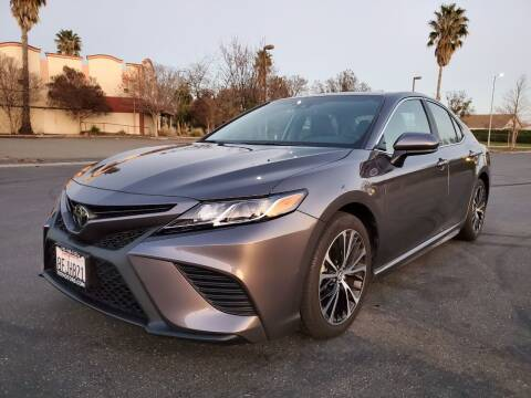 2018 Toyota Camry for sale at 707 Motors in Fairfield CA