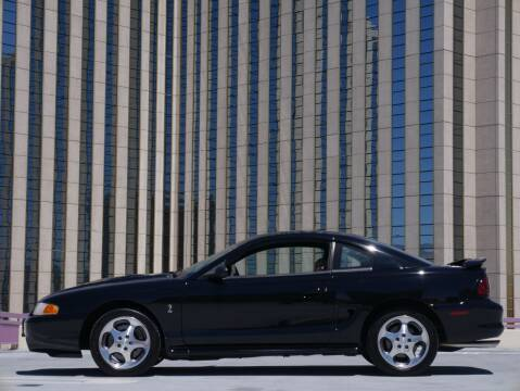 1996 Ford Mustang SVT Cobra for sale at Sierra Classics & Imports in Reno NV